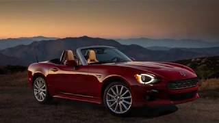 MUST SEE! 2018 FIAT 124 Spider Crash Test And Safety