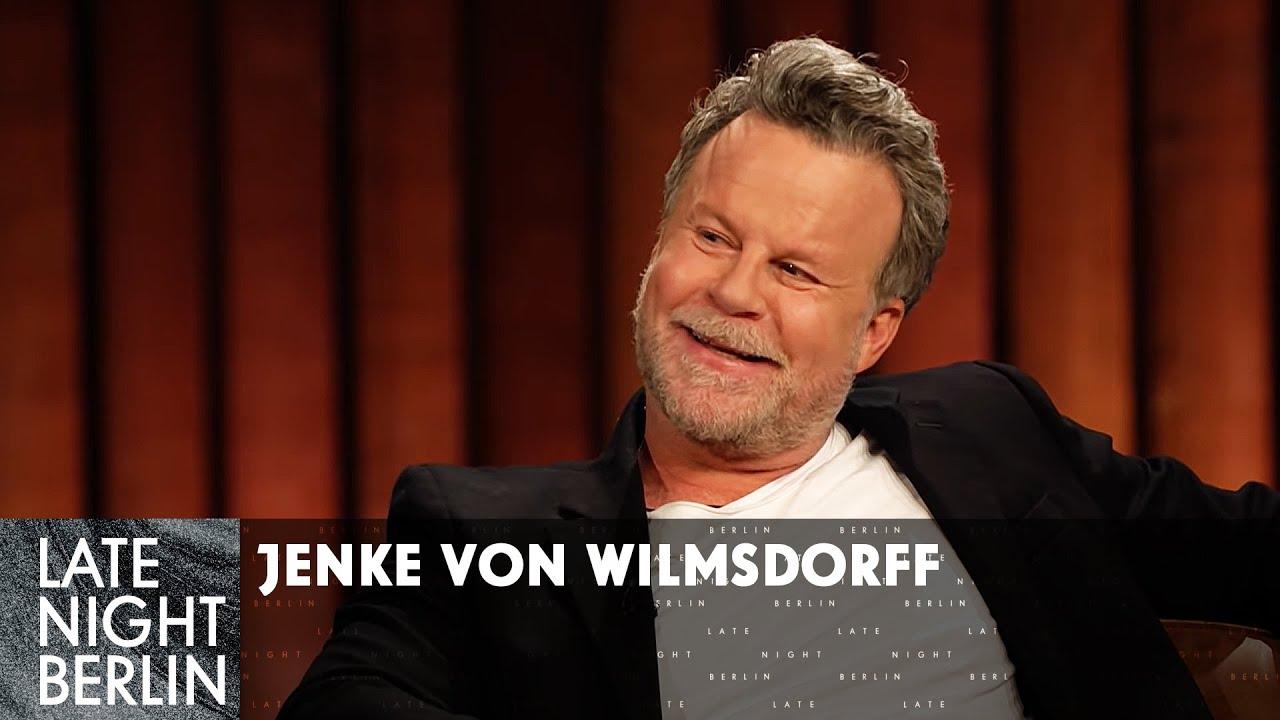 Jenke von Wilmsdorff über die DNA des Bösen und die Extremerfahrung Talkshow | Late Night Berlin