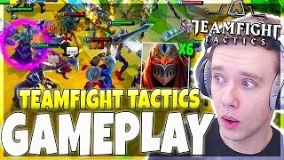 TEAMFIGHT TACTICS IS HERE!!! Full Assassin AGGRO Build is OP!! - League of Legends