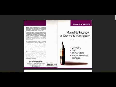 manual-de-redaccion-de-escritos-de-investigacion---manual-gratuito