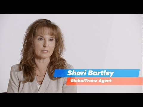 GlobalTranz Agent Success Story - Shari Bartley