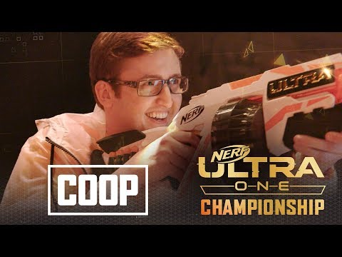 NERF Official | COOP IS HEADED TO THE FINAL!  | NERF Nation