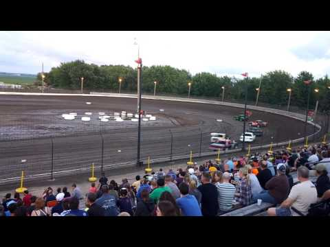 6/30/17 - Sycamore Speedway 6 Lap Spectator Trophy Dash
