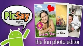 Tutorial Picsay Pro 5 2016  ( How to make edit miniature with picsay pro )