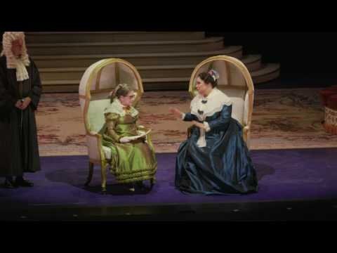 Washington National Opera: The Daughter of the Regiment - Ruth Bader Ginsburg's first appearance