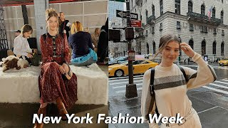 Follow Me Around NYC during Fashion Week!