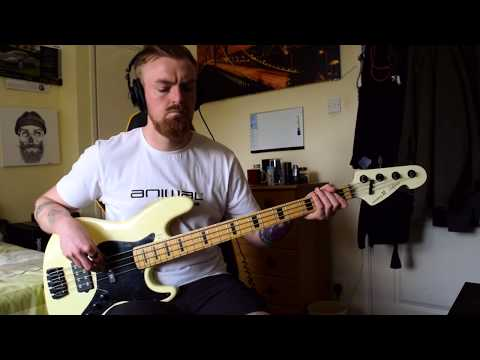 Queen - Bohemian Rhapsody Bass Cover (With Tabs)