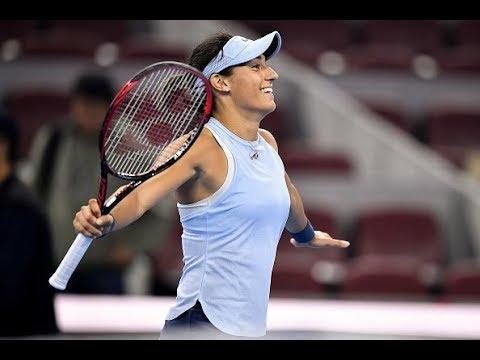 2017 China Open Quarterfinals   Elina Svitolina vs. Caroline Garcia   WTA Highlights
