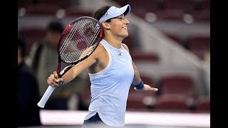 2017 China Open Quarterfinals | Elina Svitolina vs. Caroline Garcia | WTA Highlights