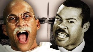 Gandhi vs Martin Luther King Jr. Epic Rap Battles of History Season 2(, 2013-02-25T17:02:43.000Z)