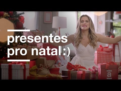 O Natal que todo mundo quer tá na Americanas :)