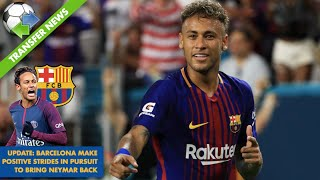 Things are evolving very quickly with the neymar transfer news barcelona seemingly ever closer to re-signing brazilian. so here's some 'hot off ...