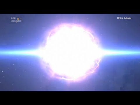 The coolest white dwarf explosion you will EVER see