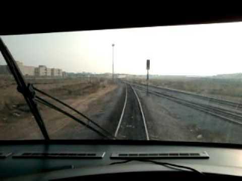 Riyadh-Dammam Train Flashback. - YouTube