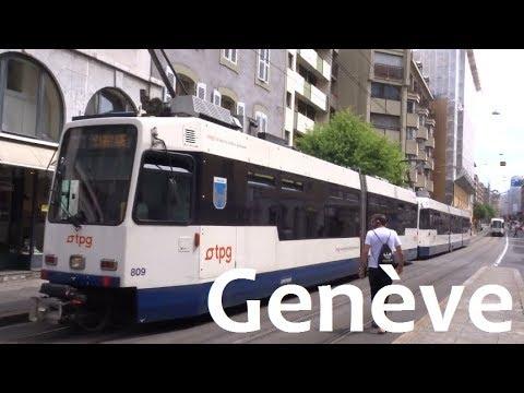 Trams of Genève