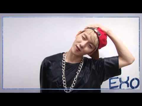 dodolpop EXO Baekhyun Video alarm Morning call