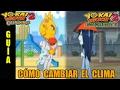 Cómo cambiar el clima (lluvia o sol) | Guía Yo-kai Watch 2 Carnánimas y Fantasqueletos