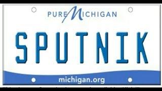 USA КИНО 1064. Водительские права и обновление номеров в Мичигане