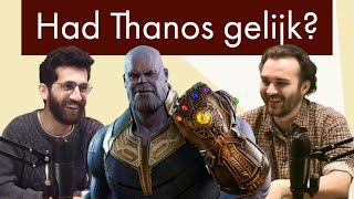 [Major Spoilers] Raphael van Helden over Thanos, Marvel en comics