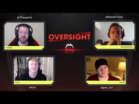 OverSight Episode 29: Schrödinger's Coach (feat. Kyky and Gods)