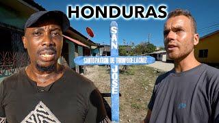 Inside Honduras' African Neighborhood (brutal reality)