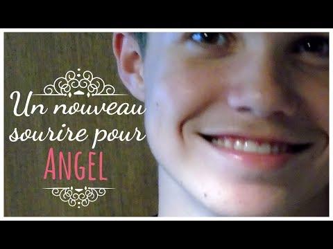 vlog-famille(6-juin)-un-nouveau-sourire-pour-angel-et-recette-cookies-géant-!!!
