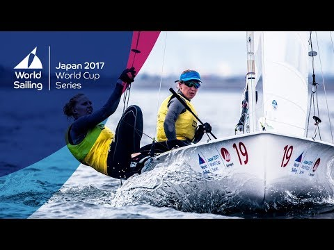 Full Women's 470 Medal Race - Sailing's World Cup Series | Gamagori, Japan 2017