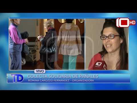 Móvil: Colecta solidaria de pañales en ayuda a los niños del Hospital Materno Infantil