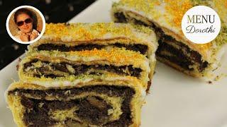 Makowiec, makownik, strucla makowa, rolada makowa. Doskonały przepis jak upiec takie ciasto.