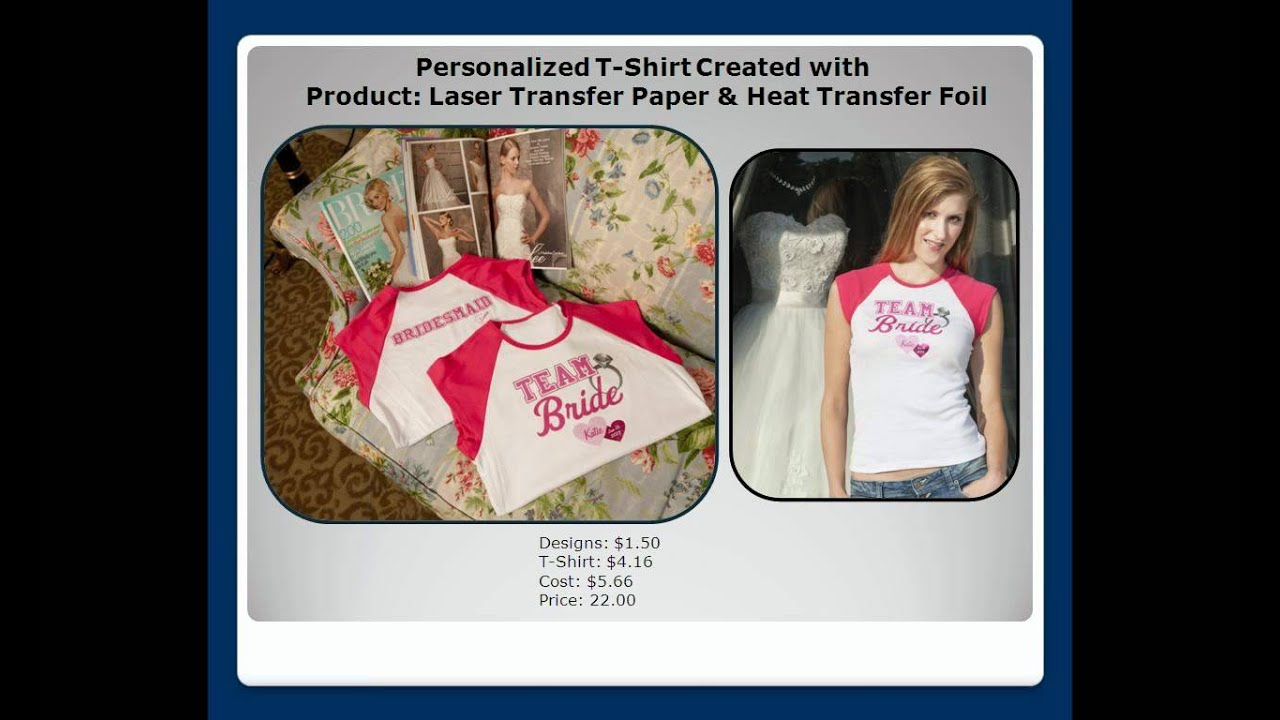 Shirt design cost - How To Price Heat Printing Projects
