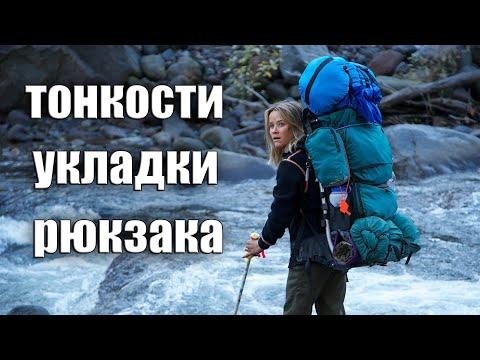 Вопрос: Как упаковать вещи для похода?