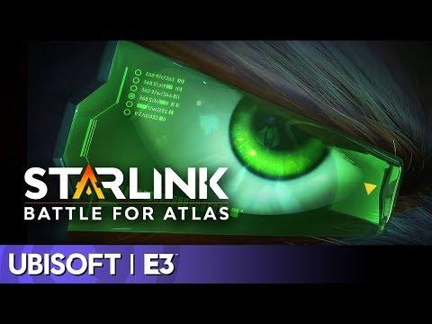 Starlink: Battle For Atlas Full Reveal Presentation | Ubisoft E3 2018