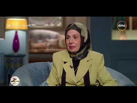 صاحبة السعادة - الفنانة أمل إبراهيم توضح سبب خسارة وزنها بدرجة كبيرة