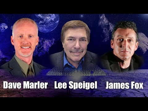 UFOs Dave Marler, Lee Speigel & James Fox 060518