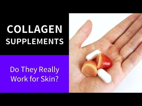Do Collagen Supplements Work For Wrinkles And Younger Skin? | Lab Muffin Beauty Science