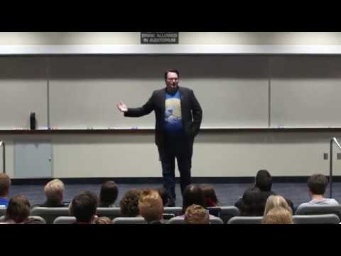 Lecture #1: Introduction — Brandon Sanderson on Writing Science Fiction and Fantasy