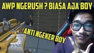 MAIN AWP ?? TANPA NGEKER BOSKU !! AWP MAH NGERUSH - POINT BLANK GARENA INDONESIA
