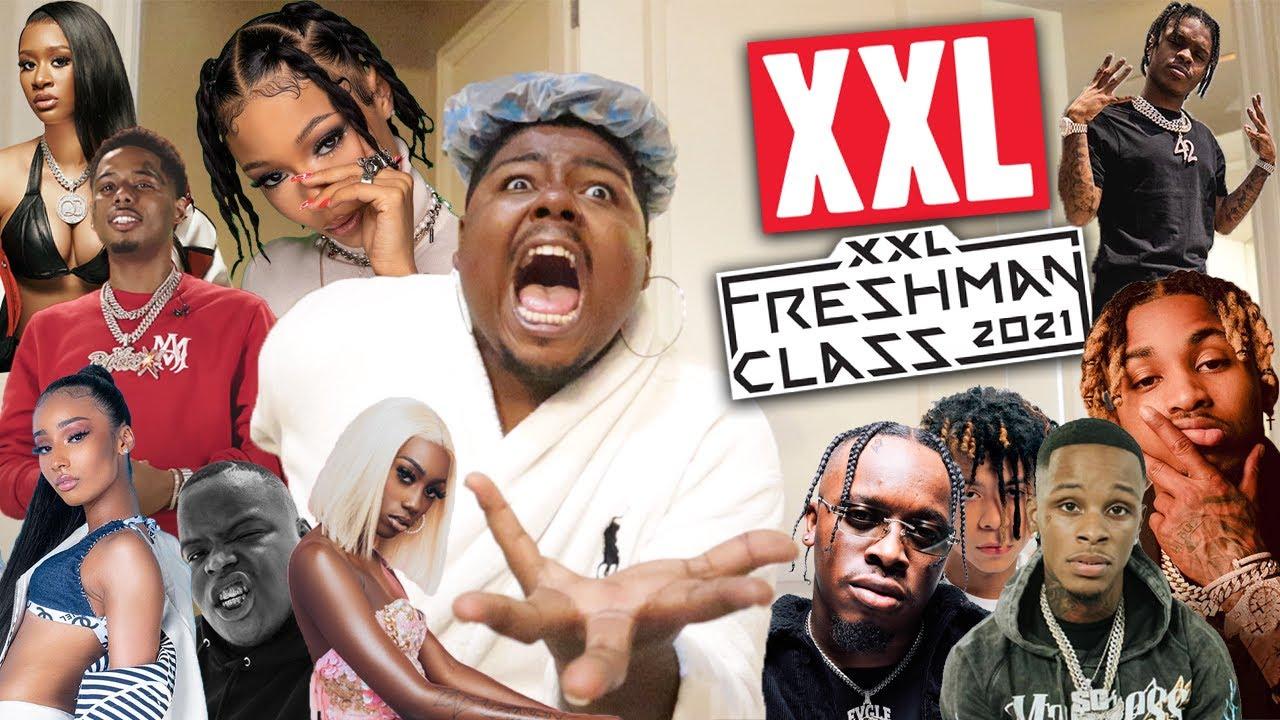 When your Mom hears you using only XXL FRESHMAN Lyrics