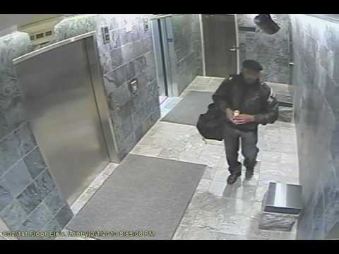 If you can identify the man in this video, contact the Fairfield Police at 203-254-4840.