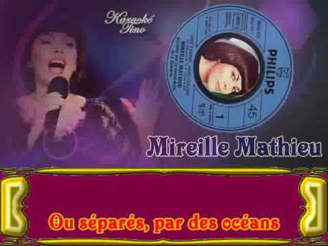 Une femme amoureuse karaoke [PUNIQRANDLINE-(au-dating-names.txt) 47