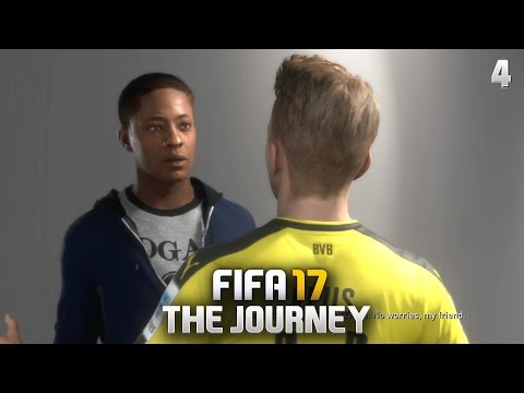FIFA 17: The Journey - Part 4 - MEETING MARCO REUS & MAN OF THE MATCH PERFORMANCE!!!
