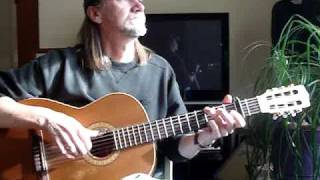 """Acoustic Guitar Lessons """"LA Freeway"""""""
