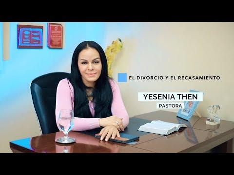 Pastora Yesenia Then - Divorcio y Recasamiento PARTE 1. ( SOLO HABLANDO )