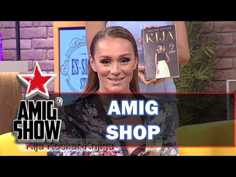 AmiG Shop - Anabela Atijas (Ami G Show S12)
