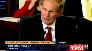 Nelson: Cruz Speculation Of Hagel