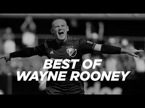 Wayne Rooney: All GOALS & ASSISTS in MLS