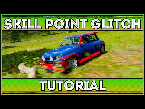 PATCHED! Skill Points Glitch! Forza Horizon 4 (Tutorial) thumbnail