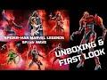 NEW Spider-Man Marvel Legends Unboxing