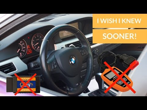 READING BMW CODES WITHOUT A CODE READER! (2006-2019) - YouTube