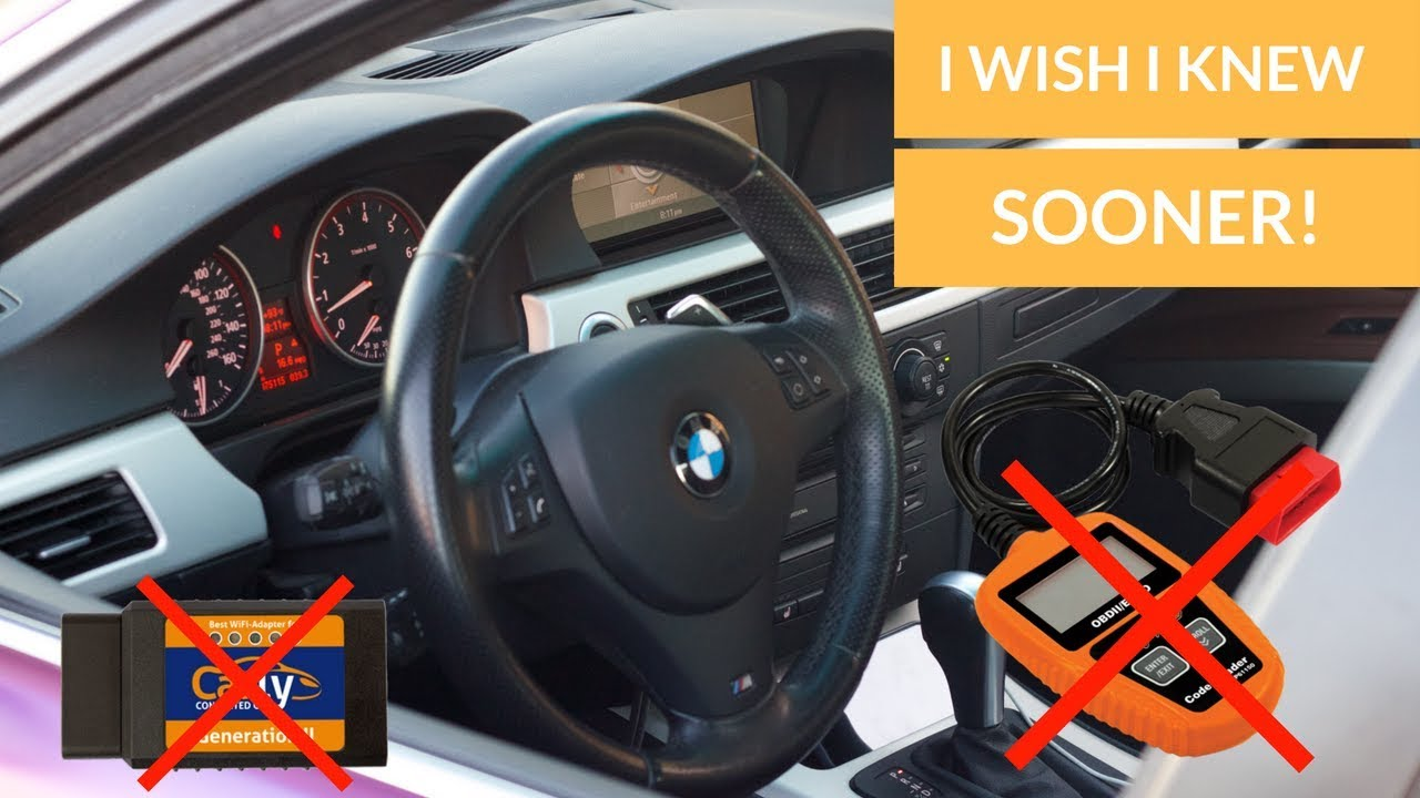 READING BMW CODES WITHOUT A CODE READER! (2006-2019)